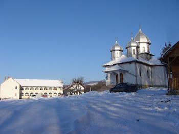 Mănăstirea Marcuș, jud. Covasna