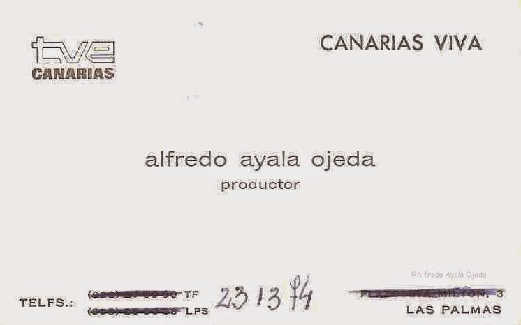 """""""CANARIAS VIVA"""""""