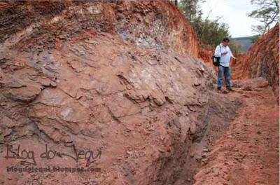 ulo 3 Estudo indica 750 milhões de toneladas de minério de ferro em Minas Novas