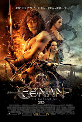 "Poster: ""Conan the Barbarian"""
