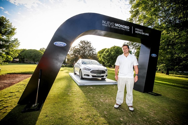 Se disputó la final del Ford Kinetic Design Golf Invitational 2015