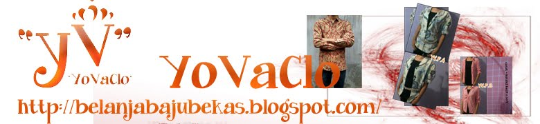 YoVaClo | Sedia Macam-macam baju kw1