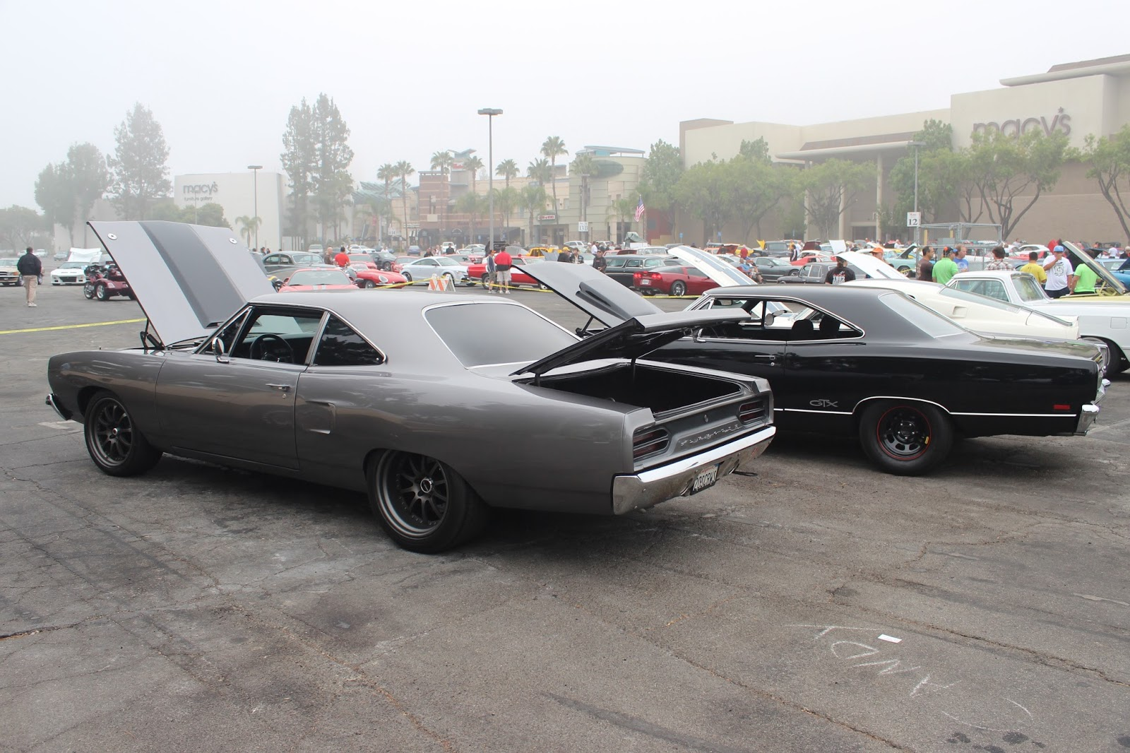 Covering Classic Cars : Muscle Car Marque at the August Super Car ...