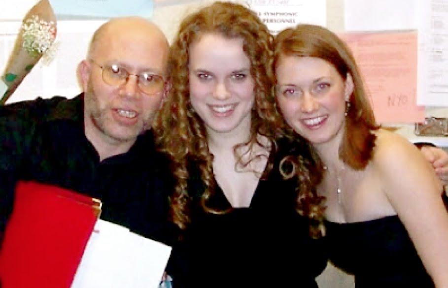 Wendell, Carli & Jen