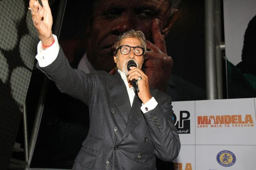 Grand Premiere of Mandela Long Walk To Freedom Event Photos