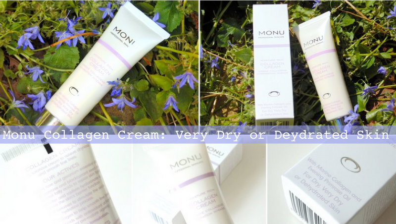 Review: Monu Skincare Collagen Cream