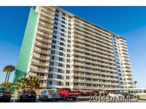 8th Floor Beach Condo in Daytona