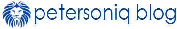 Petersoniq blog