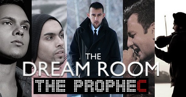 ... No Barrier!: The Dream Room Mixtape - The PropheC [Urban Desi