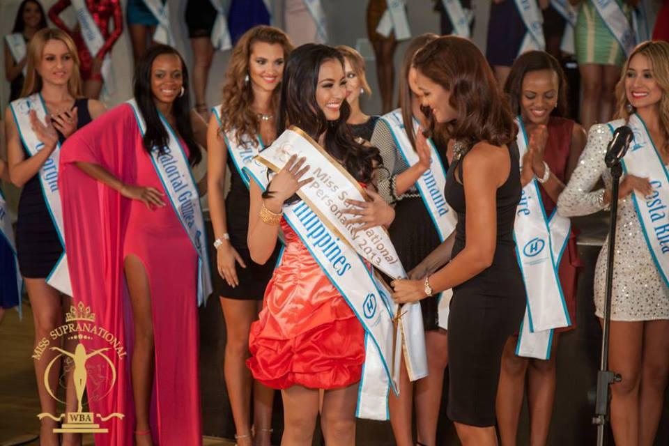 Mutya Johanna Datul Wins Miss Personality
