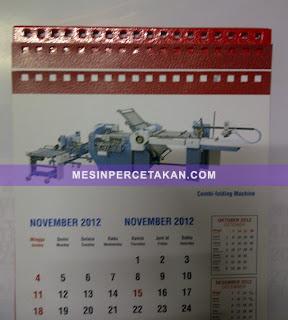 Perforasi kalender