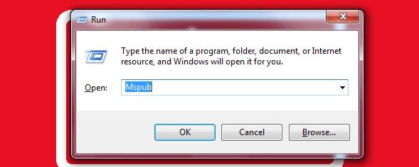 Cara Membuka Microsoft Office Melalui Menu Run