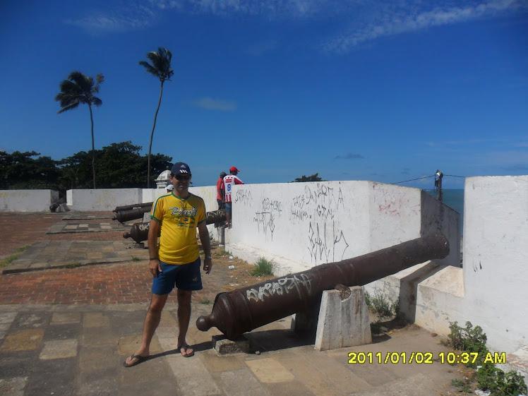FORTE DE PAU AMARELO