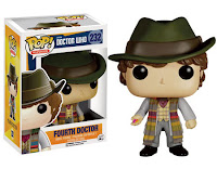 Funko Pop! Fourth Doctor With Jelly Bellies (B&N)