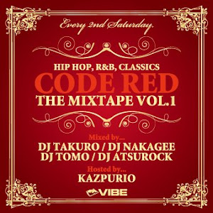 CODE RED MIXTAPE Vol.1
