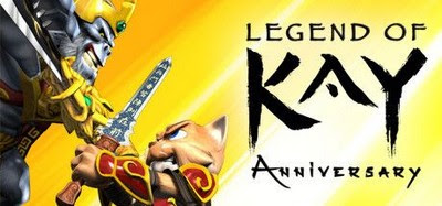 Game RPG Legend of Kay Anniversary- Gamegokil