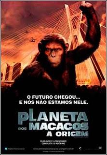 Planeta Dos Macacos - A Origem Dublado 2011