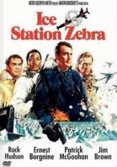 ICE STATION ZEBRA - ESTAÇÃO POLAR ZEBRA - DUBLADO - 1968
