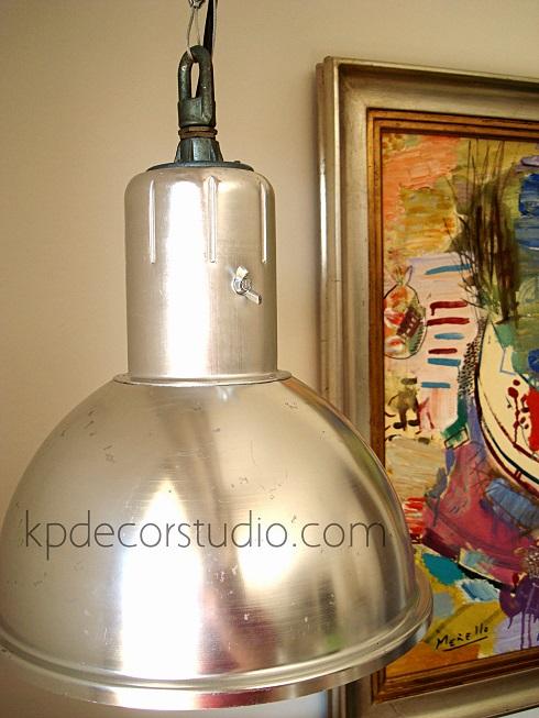 Kp tienda vintage online l mparas vintage de f brica - Segunda mano lamparas ...