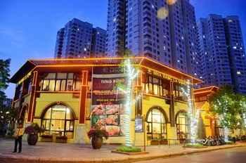 Buffet hải sản cao cấp tại Nhà hàng Lã Vọng, ẩm thực, nhà hàng ngon, nhà hàng buffet, mon ngon ha noi, am thuc ha noi, ha noi am thuc, diem an uong ngon