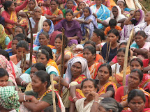 Tribal women from Bengal