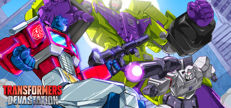 Transformers Devastation 2015 juego full español mega iso