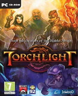 Torchlight PC Box