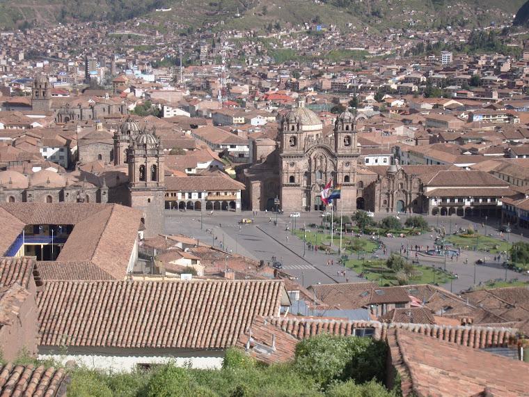 La capital histórica del Perú
