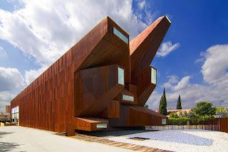 Church of Santa-Monica, Madrid, Spain, world's ugliest churches
