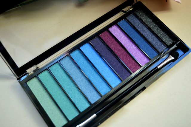 Makeup revolution mermaids vs unicorns review