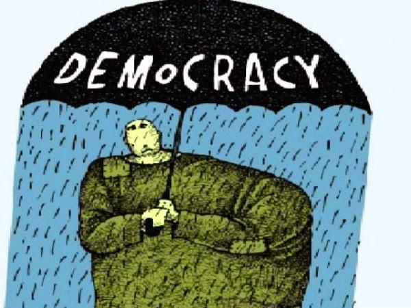 Ποιά δημοκρατία;