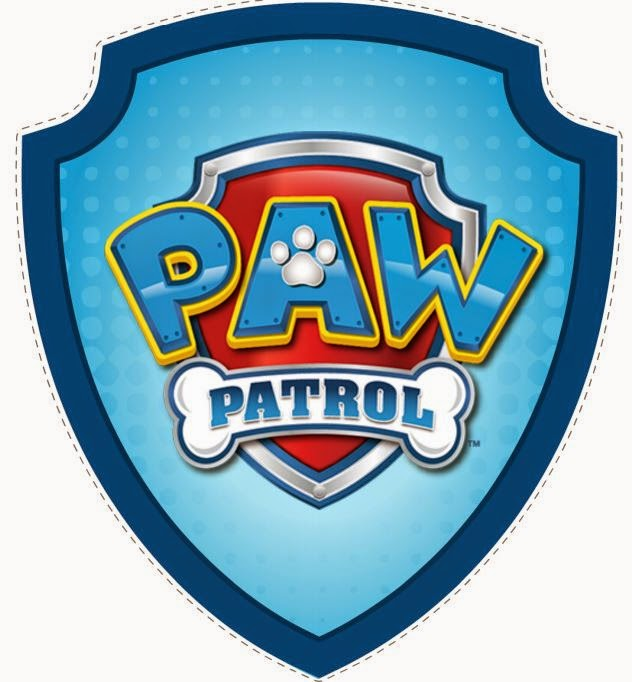 Sizzling image regarding paw patrol badge printable