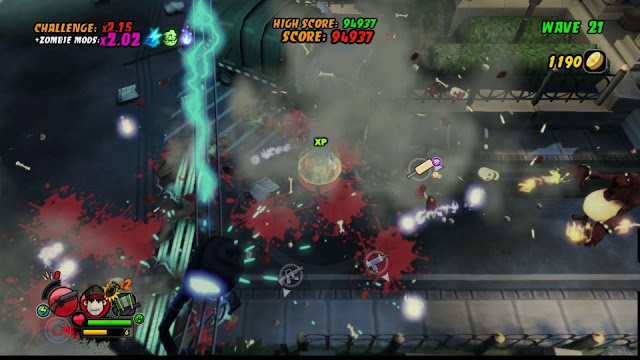 AZMD (All Zombies Must Die!): Scorepocalypse Screenshots 1