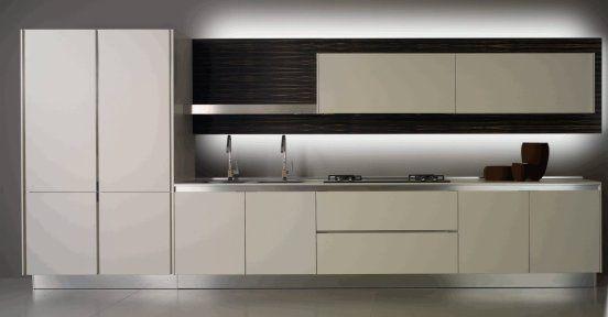 Cocinas lineales las m s comunes cocinas con estilo Cocina 3 metros lineales
