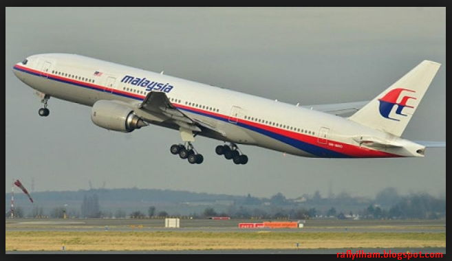 Pesawat Malaysia Airlines MH370