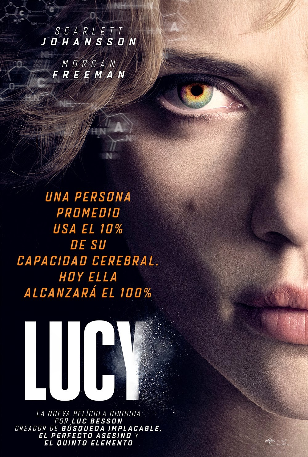 Lucy - (2014)