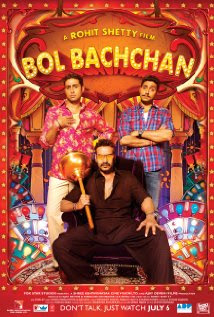 Bol Bachchan 2012 Hindi Movie Watch Online
