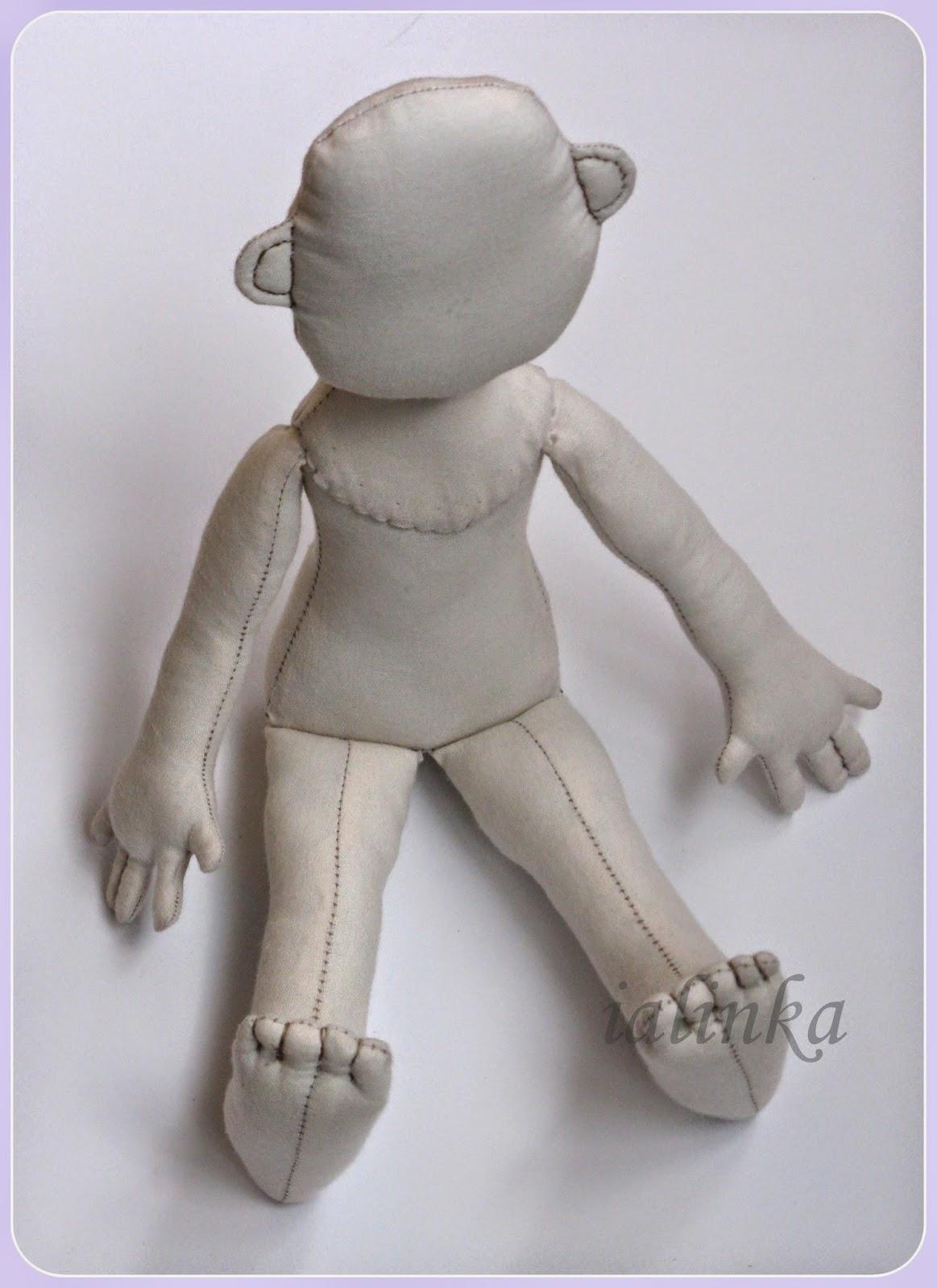 кукла  людмилы щербины