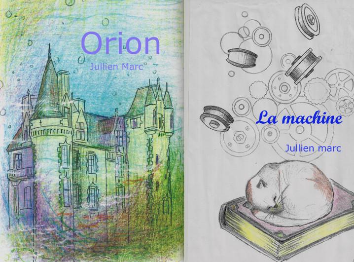 """""""Orion"""" et """"La machine"""" : decouvrez d'autres histoires"""