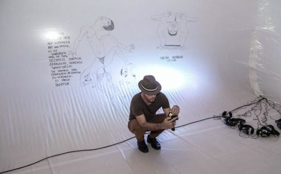 STREAMING EGOS - VIDEOPERFORMANCE /// COREOGRAPHY BY MATEO FEIJOO - WITH CANNEVACI, MONOPERRO
