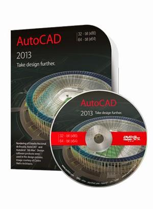 Phần mềm Autocad 2013
