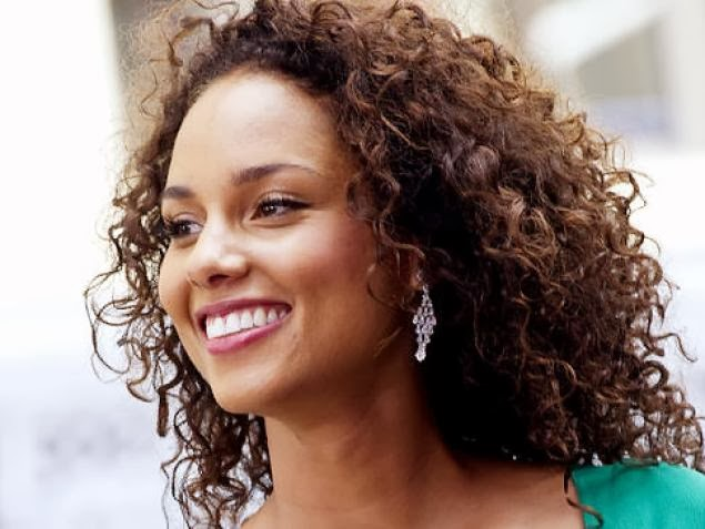 Alicia Keys Hairstyles   Hairstyles Photos