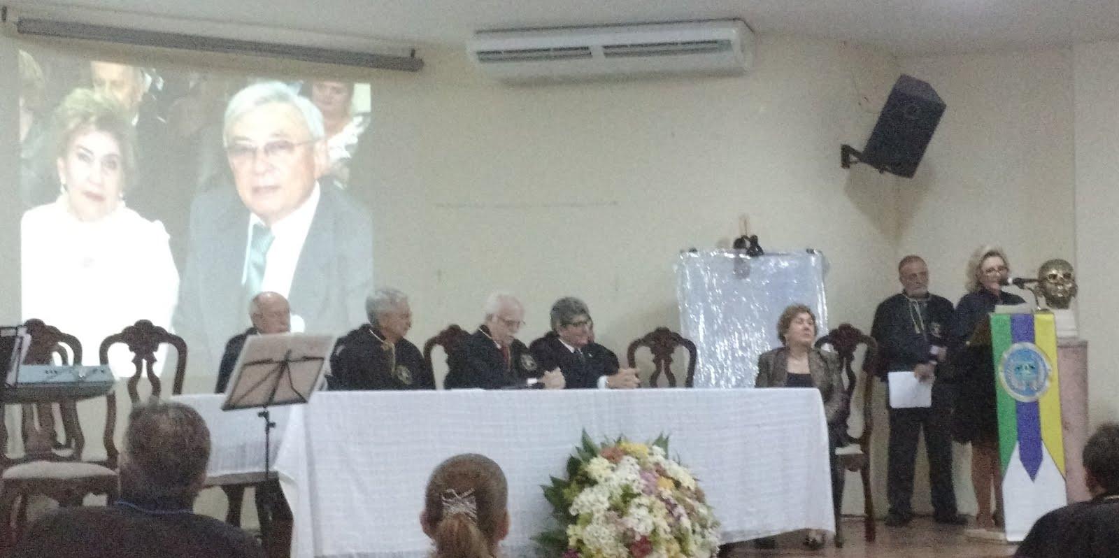 POSSE GRAÇA DIAS BRANCO DA ESCÓSSIA