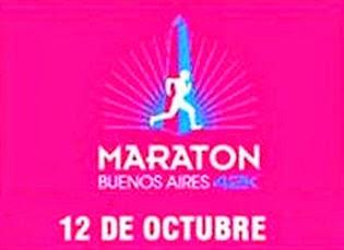 Maratón de Buenos Aires (ARG, 12/oct/2014)