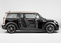 Mini Cooper S Clubman Bond Street (2013) Side