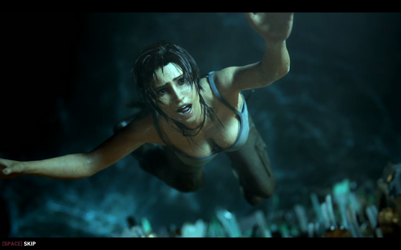 tomb raider 2011 official trailer download