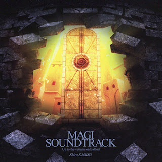 MAGI SOUNDTRACK ~Up to the volume on Balbad~