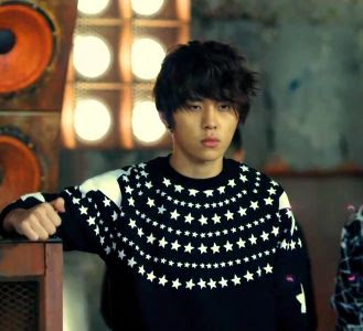 BEAST Beautiful I Like You the Best Junhyung sweater