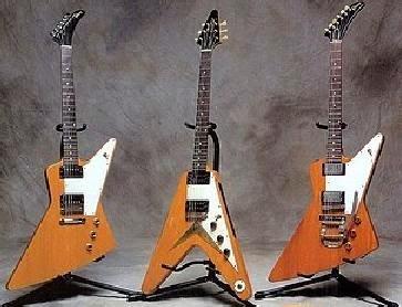 THE UNIQUE GUITAR BLOG The Gibson Firebird and The Gibson Thunderbird
