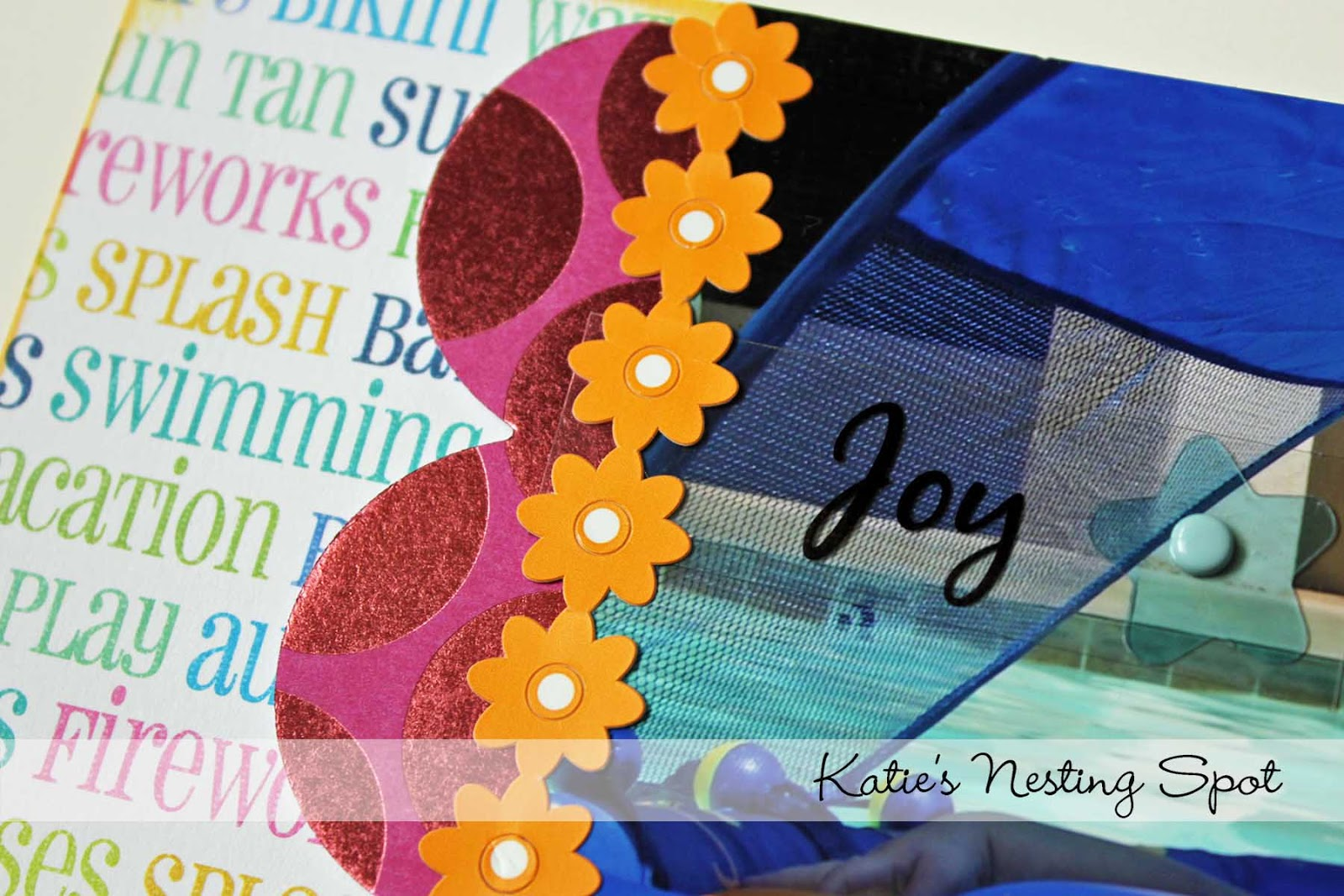 How to scrapbook without page protectors - I M Still Catching Up On Scrapbooking Pages From My Daughter S Early Years And Trying To Fill In Some Blanks In Her Albums I Think Part Of The Reason For